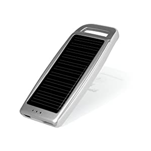 Arctic Cooling C1 Mobile Backup Battery USB Ladegerät mit Solarmodul