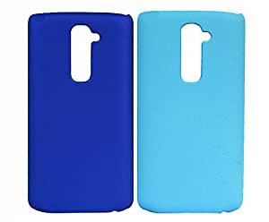 Winsome Deal 2 Pieces of Exclusive Quality Hard Back Cover Case For LG G15