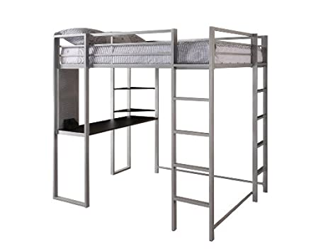 Epic Dorel Home Products Abode Full Size Loft Bed