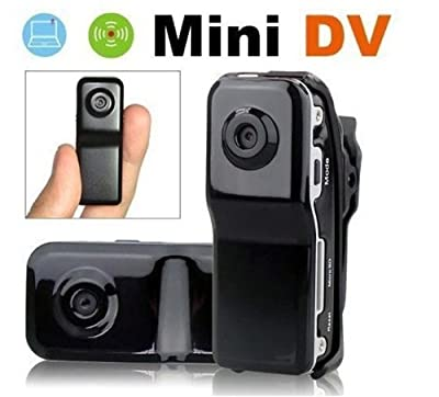 5mp Hd Smallest Mini Dv Spy Hidden Digital Camera Recorder Camcorder Webcam DVR from MECO Co.,LTD