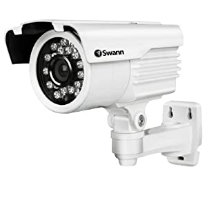 Swann SWPRO-760CAM-US Pro-760 Super Wide-Angle Camera (White)