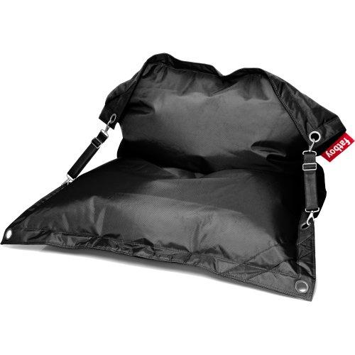 Fatboy 9000610 buggle-up Sitzsack, schwarz