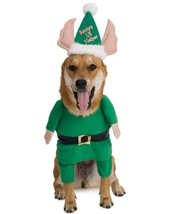 Santas Little Helper Pet Costume
