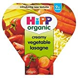 HiPP Organic Creamy Vegetable Lasagne 9+ Mths 230G