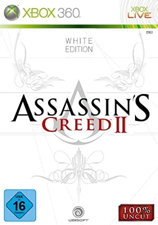 Ubisoft  Assassin's Creed II White Edition (Xbox 360)