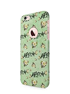 Cover Affair Floral / Birds Printed Back Cover Case for Apple iPhone 6S