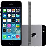 Apple iPhone 5S 16GB Factory Unlocked GSM Cell Phone - Gray