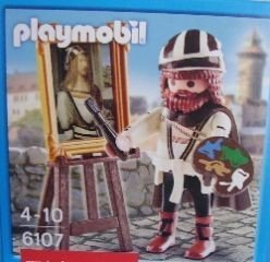 Playmobil 6107 - Exclusive - Artist Albrecht Dürer
