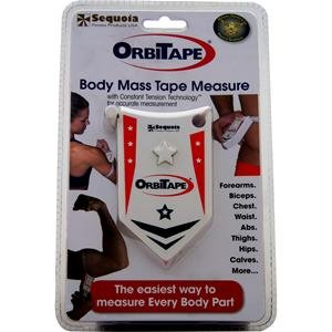 OrbiTape Body Mass Tape Measure