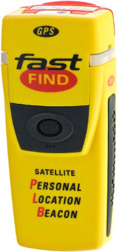 Mcmurdo Fast Find 210 PLB With GPS - Yellow
