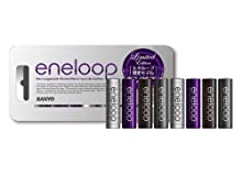 SANYO eneloop 38 HR-3UTGB-8U
