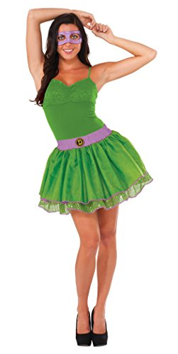 Rubie's Costume Co Women's TMNT Classic Donatello Tutu Costume