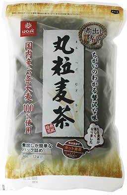 はくばく 丸粒麦茶 30g×12袋