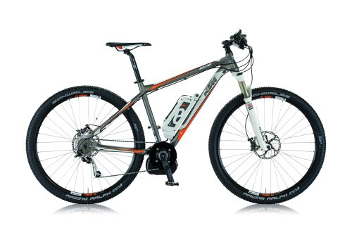 KTM Macina Race 29&quot;- 9 XT Bosch anthrazit-matt MTB Elektrorad 2013 RH 48 cm 18,5
