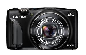 Fujifilm FinePix F900EXR 16MP Digital Camera with 3-Inch LCD (Black)