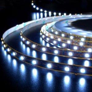 Hotuango LED Flexible Lighting Strip Cool White,