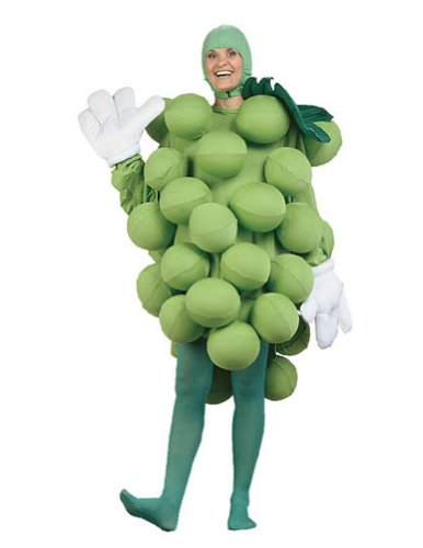 Grapes Green Adult Costume Adult Mens Costume