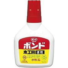 ボンド 木工用 速乾 #10822 50g (ボトル)