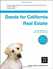 Deeds for California Real Estate by Mary Randolph