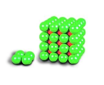 """3B Scientific T22015 Caesium Chloride Molecular Model, 6.5"""" x 6.3"""" x 7.9"""""""