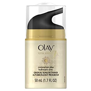 Olay Total Effects Moisturizer Plus Touch Of Sun 1.7 Fl Oz
