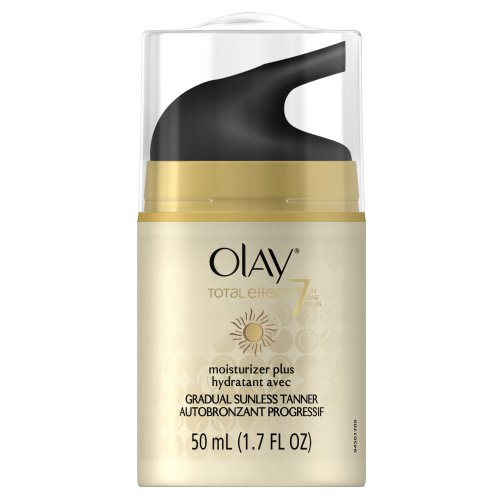 Olay Total Effects Moisturizer Plus Touch Of Sun 1.7 Fl Oz (Packaging May Vary) front-526433