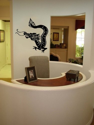 Dragon Vinyl Wall Decal Sticker Graphic