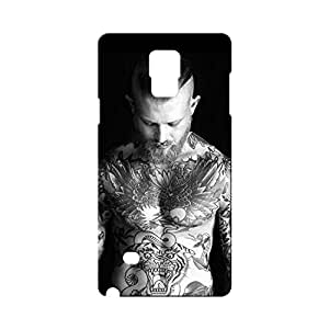 BLUEDIO Designer Printed Back case cover for Samsung Galaxy Note 4 - G0969