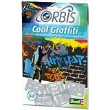 Revell - 30204 - Loisir Créatif - Set de Pochoirs - Cool Graffiti