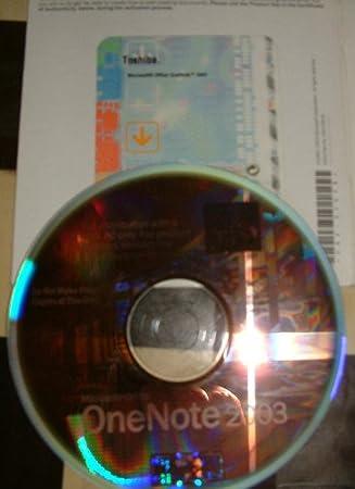 OneNote 2003 (Academic Edition)