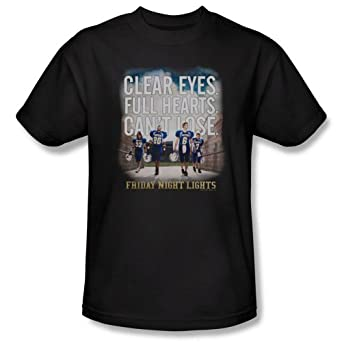 Friday night lights mens motivated t shirt in black xxx for Black friday dress shirts
