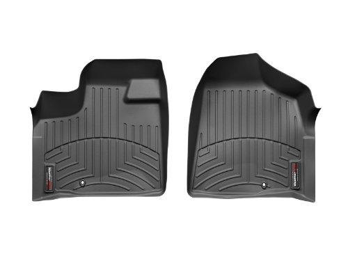 WeatherTech Front FloorLiner for Select Dodge/Chrysler/Volkswagen Models (Black) (Weathertech Dodge Grand Caravan compare prices)
