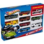 Hot Wheels Cars Pack of 9