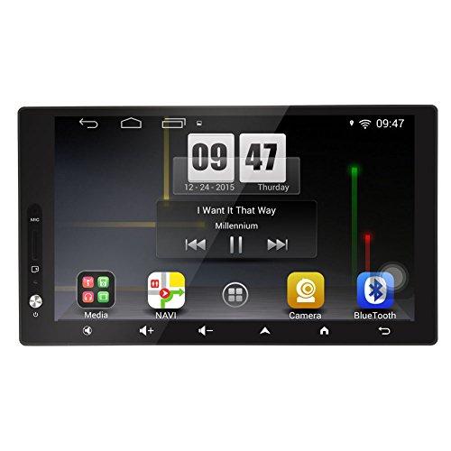 Pumpkin 7インチAndroid 4.4 クアッドコア 1.6GHz タッチパネル ナビ カーDVDプレーヤー GPS 1024x600 Parrot Bluetooth Wifi OBD2対応