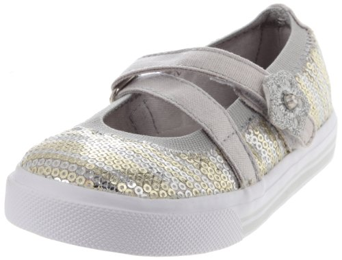 Keds So Dazzled Sneaker (Toddler/Little Kid),Silver/Gold,8 M US Toddler