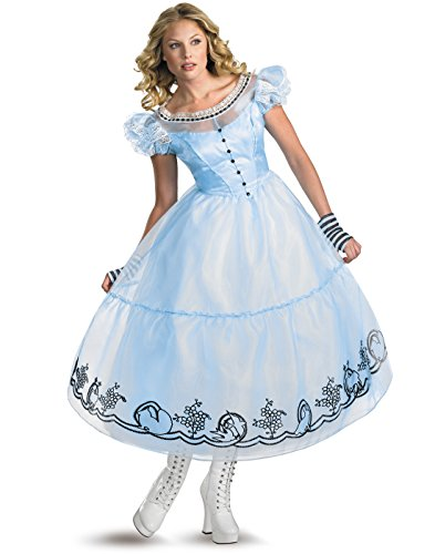 Alice In Wonderland Deluxe Costume