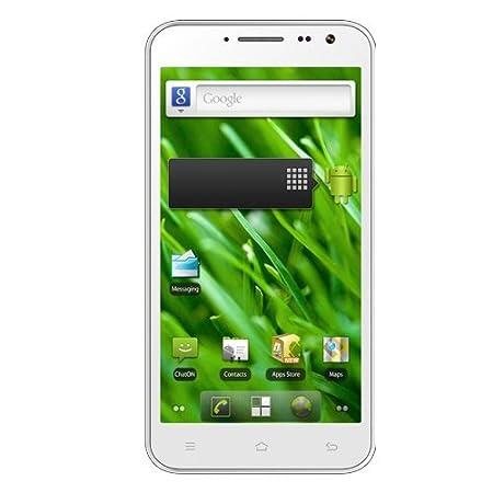 MWG 509 Wings Smartphone débloqué (5 pouces - 4 Go) Blanc (import Espagne)
