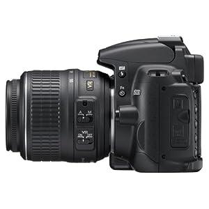 Nikon D5000 12.3MP DX Digital SLR Camera