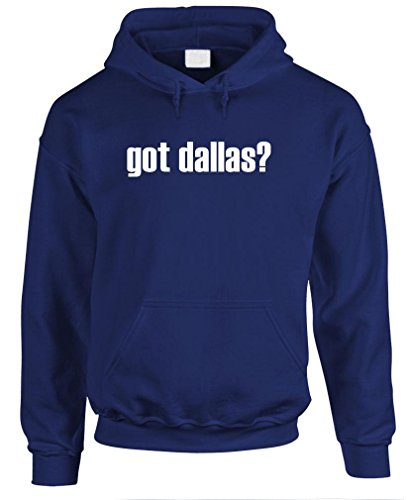 Got Dallas? - Mens Pullover Hoodie, Xl, Navy