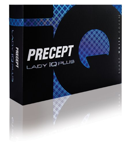 Precept Lady IQ Plus Golf Balls, 2011 Model (12 Pack)