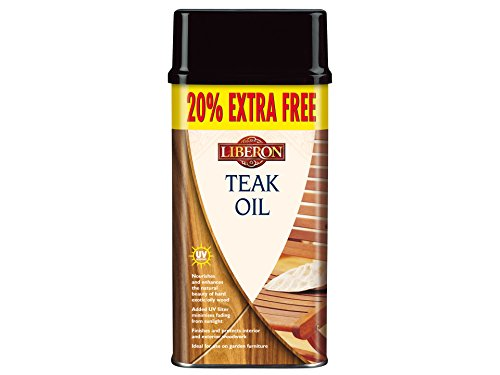 liberon-touv1lav-1-litre-teak-oil-with-uv-filters
