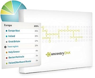 AncestryDNA: Genetic Testing - DNA Test