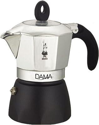 Bialetti Dama Gran Gala 3-Cup Stovetop Espresso Maker