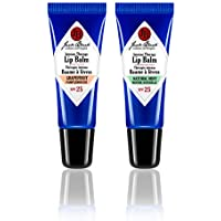 Jack Black Lip Balm Duo - Grapefruit And Mint 14g