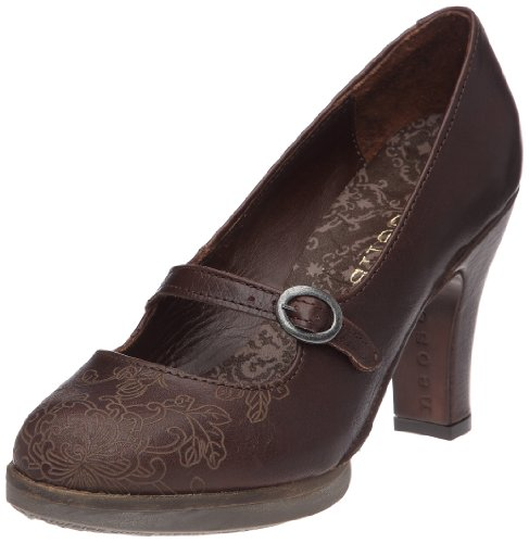 Neosens Womens Tannat 380 Pumps Brown Braun (Marron (Moka)) Size: 3.5 (36 EU)