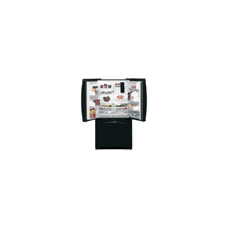 GE Profile PFCF1NJW Energy Star Counter Depth 20.9 Cu. Ft. French Door Bottom zer Refrigerator