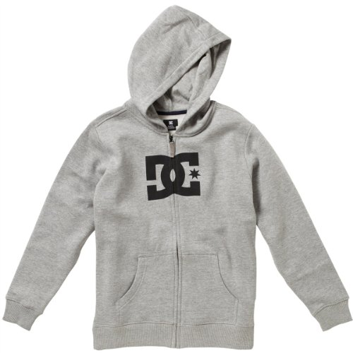Dc Apparel - Kids Little Boys' Star Top, Heather Grey, 3T front-956986