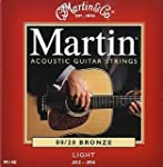 Martin: M140 Acoustic Guitar Strings...