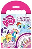 Alligator Books My Little Pony Carry Along Colouring Set