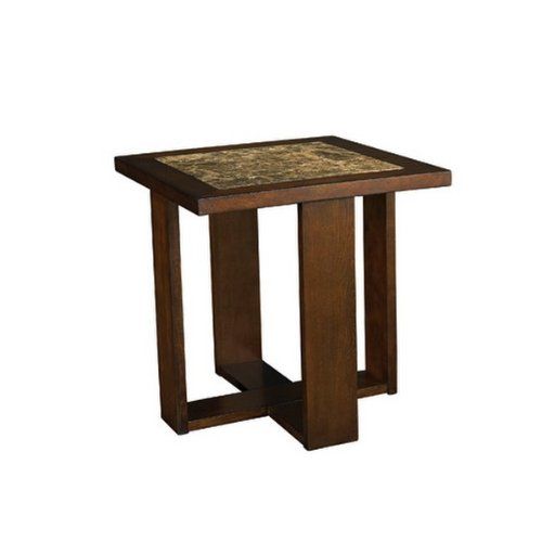 Cheap Hammary Marika Square End Table (T2090810-00)